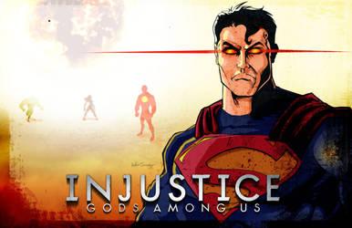 Injustice by austinJanowsky