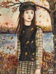 Autumn by Fuytski