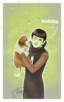 Spock'n'Dog by aelite