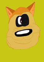 Juka as an emoji by Beanie122001