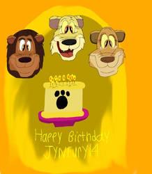 Happy Birthday Jenna by Beanie122001