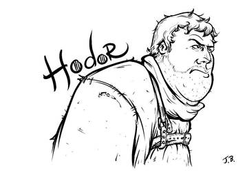 hodor by imdeerman