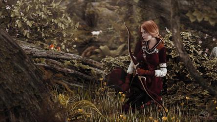 Milva Hunt by Karmela-LKL