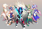 mythos zero and squad by nateman-is-me