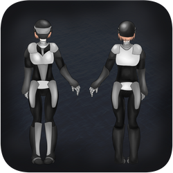 Steel Sentinals female uniform reference by Kleptoid