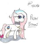 Pastel Dreams Oc drawing request (updated) by SleepyShadowArtist