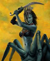 Arachna by Terribilus
