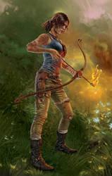 Tomb Raider Reborn by Terribilus