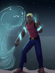 #6 - Aqualad (Young Justice) by Fade31415