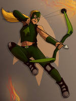 #5 - Artemis (Young Justice) by Fade31415