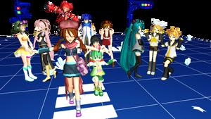Ayu's Vocaloid Hunt 1a by A-Daiya