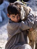 The Sacrificial Lamb - II by InayatShah