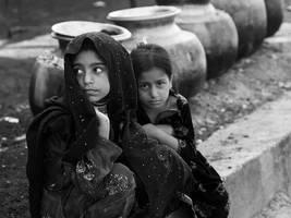 Sitting On The Roadside by InayatShah