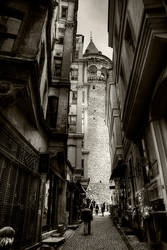 Path To Galata by InayatShah