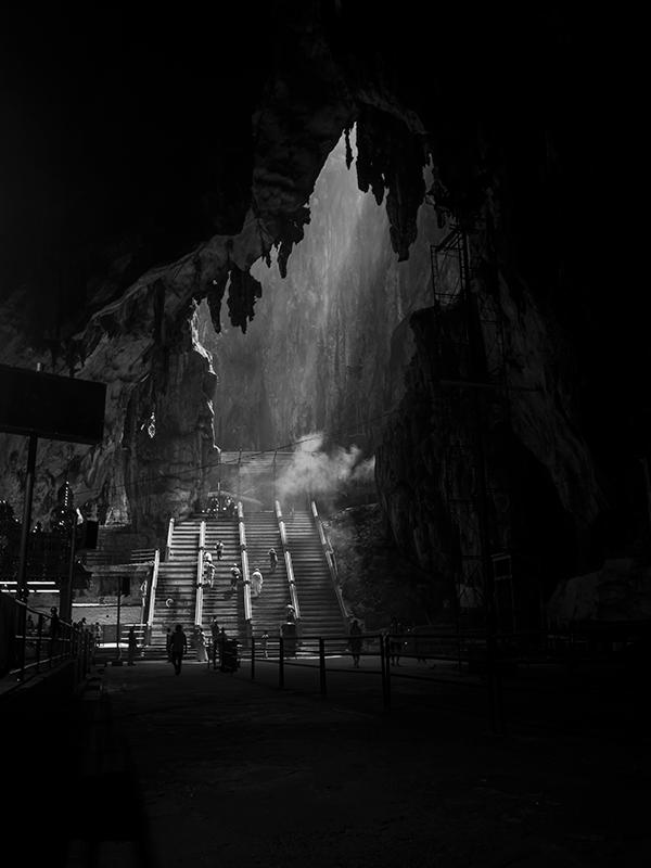 Batu Caves - I by InayatShah