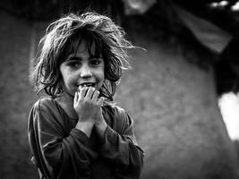 The Hamlet Girl - I by InayatShah