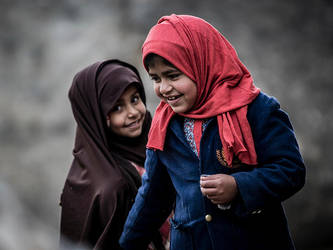 Best Friends - I by InayatShah