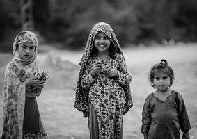 Girls Go To Market -I by InayatShah