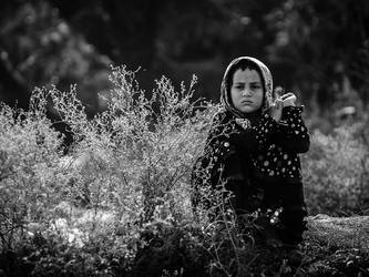 Watching The World Go By by InayatShah