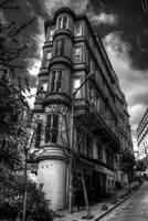 Karakoy Street - II by InayatShah