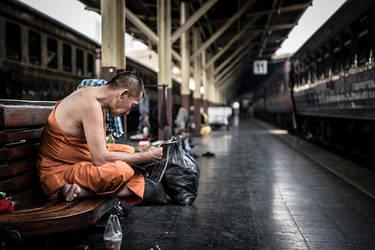Platform People - III by InayatShah