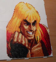 Ken Masters (Mini-Beads) by FTWBAmanojaku