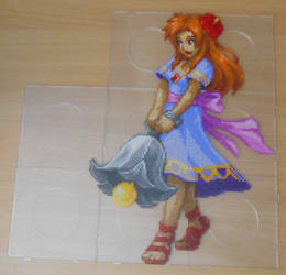 Marin (6,6k Artkal-Mini-Beads) by FTWBAmanojaku