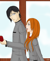 President and School Idol by sasuki-chan