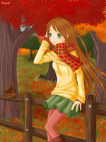 Reve d Automne by sasuki-chan