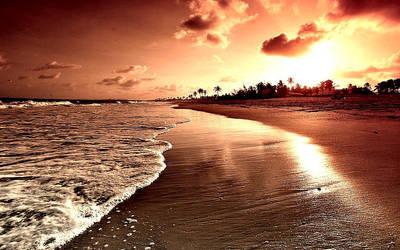Sunset by YOKOKY