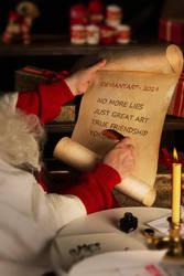 Santa Wishlist by YOKOKY