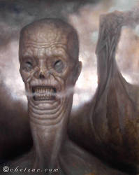 Gnashing of Teeth by chetzar