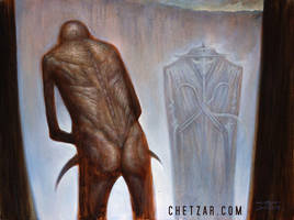 'The Visitor' by chetzar