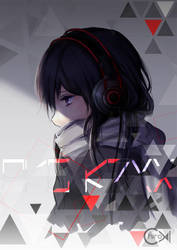 akg k7xx by Chiroyo