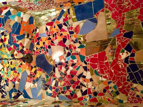 Tile. Work by artnsm921