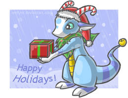 Happy Holidays by Zenfyre