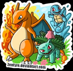 Brawl Stickers - Pkmn Trainer by Zenfyre