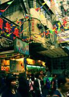 Hong Kong 16 by godwinfj