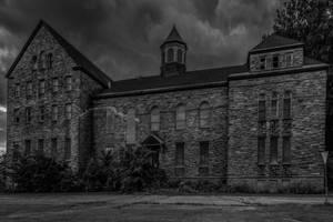 Abandoned Psyc Center by AimeeDouglass