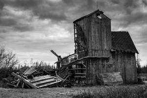Dignified Collapse by AimeeDouglass