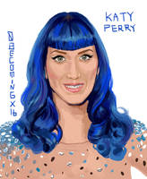 Katy perry by 0becomingX