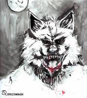Werewolf by 0becomingX