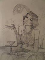 martini by 0becomingX