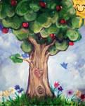 Tree study by 0becomingX