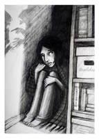 In the corner by Hellanim
