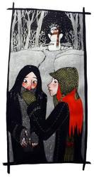The Snow by Hellanim