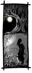 Under The Full Moon by Hellanim