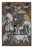 Odin by Hellanim