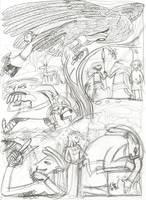 The Adventures of Loki SKETCH by Hellanim