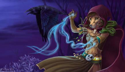 Voodoo priest by EosFoxx